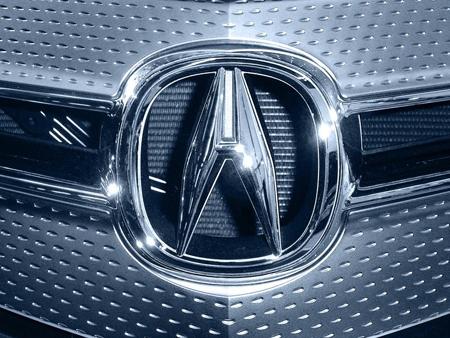 Logo của Acura