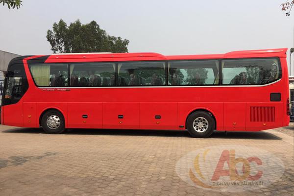 Chuyên cho thuê xe 45 chỗ đi Thanh Hóa giá rẻ tại Hà Nội