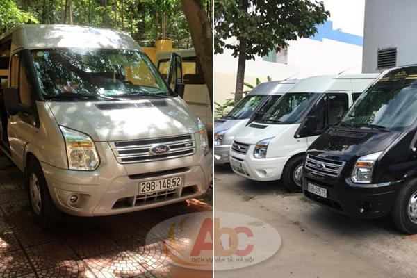 Công ty chuyên cho thuê xe 16 chỗ đi Hải Dương giá rẻ tại Hà Nội