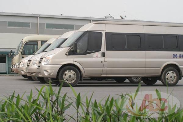 Công ty chuyên cho thuê xe 16 chỗ đi Phú Thọ giá rẻ tại Hà Nội