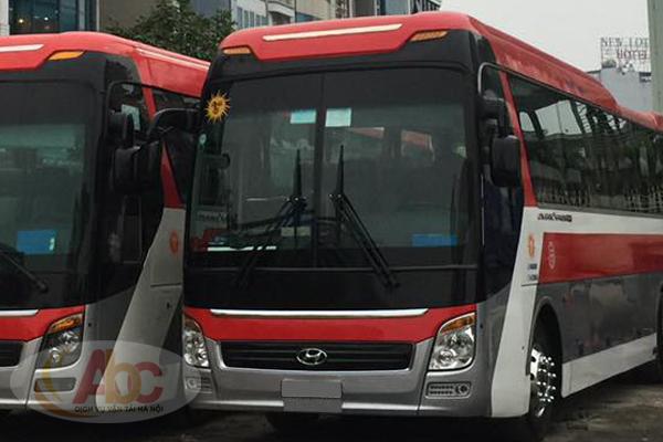 Công ty cho thuê xe 45 chỗ đi Hòa Bình giá rẻ tại Hà Nội