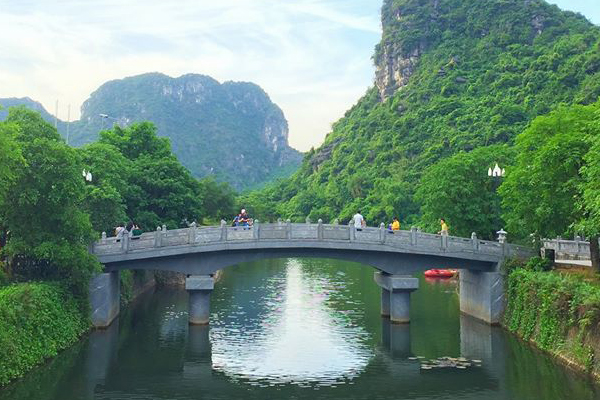 Chiếc Cầu Tràng An