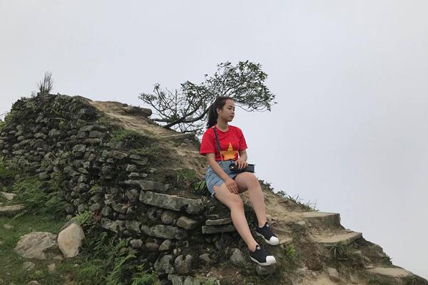 Trên đỉnh Mẫu Sơn