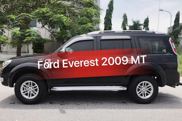 Ford Everest 2009 MT
