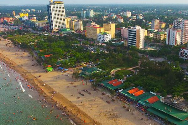 Bãi biển Của Lò - Nghệ An