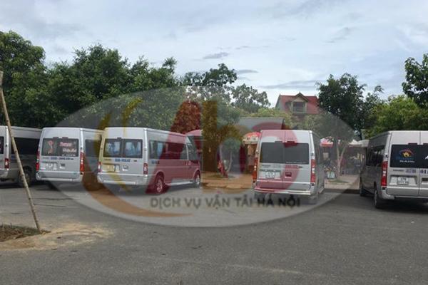 Văn phòng chuyên cho thuê xe 16 chỗ đi Bái Đính giá rẻ tại Hà Nội