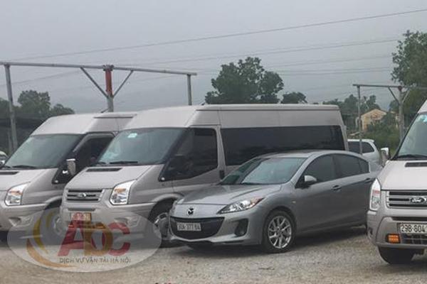 Công ty cho thuê xe 16 chỗ đi Cửa Lò - Nghệ An giá rẻ tại Hà Nội