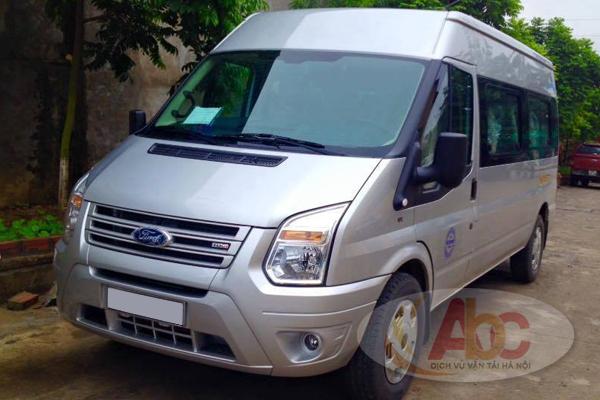 Công ty cho thuê xe 16 chỗ đi Vân Đồn giá rẻ tại Hà Nội