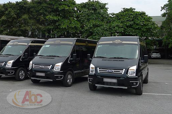 Văn phòng chuyên cho thuê xe 16 chỗ đi Ba Vì giá rẻ tại Hà Nội