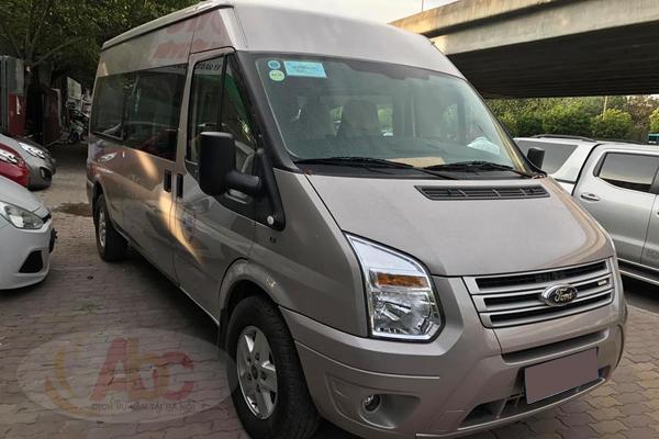 Công ty cho thuê xe 16 chỗ đi Yên Tử giá rẻ tại Hà Nội.