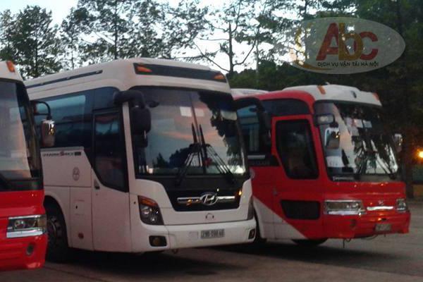 Văn phòng cho thuê xe 45 chỗ đi biển Sầm Sơn giá rẻ tại Hà Nội