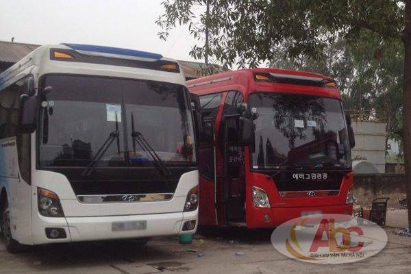 Công ty chuyên cho thuê xe 45 chỗ đi Cát Bà giá rẻ tại Hà Nội