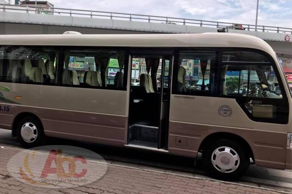 Công ty chuyên cho thuê xe ô tô 29 chỗ đi Cát Bà giá rẻ tại hà Nội