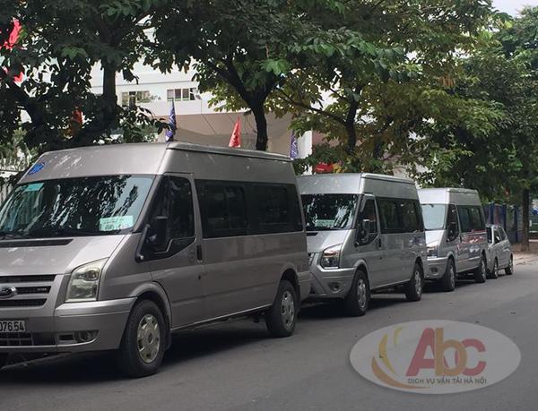 Công ty cho thuê xe 16 chỗ đưa đón học sinh tại nội thành Hà Nội