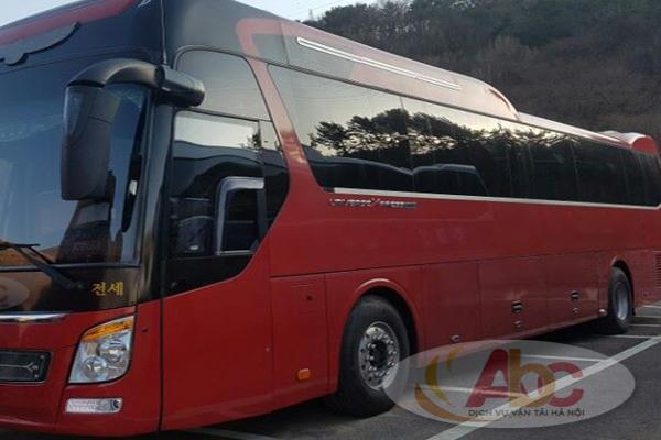Công ty chuyên cho thuê xe du lịch 45 chỗ đi Côn Sơn - Kiếp Bạc giá rẻ tại Hà Nội.