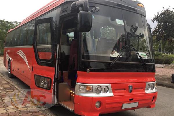 Công ty chuyên cho thuê xe 45 chỗ đi du lịch Sapa(Lào Cai) giá rẻ tại Hà Nội