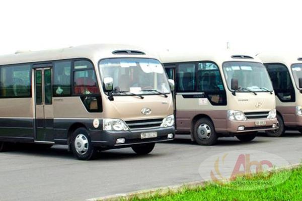 Công ty chuyên cho thuê xe 29 chỗ đi Hải Tiến giá rẻ, uy tín tại Hà Nội