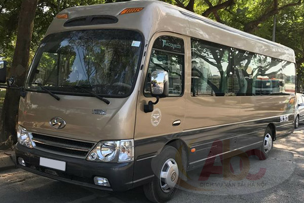 Công ty chuyên cho thuê xe 29 chỗ đi lễ hội Yên Tử giá rẻ tại Hà Nội.