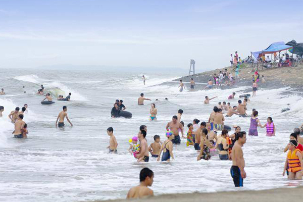 Quất Lâm hứa hẹn sẽ trở thành một đô thị biển sẩm uất của tỉnh Nam Định.