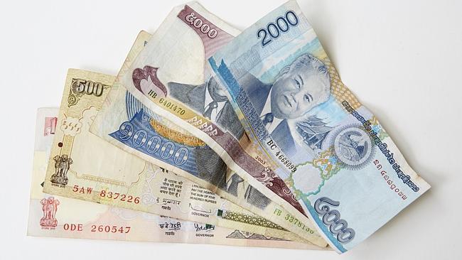 Tiền tệ của Lào
