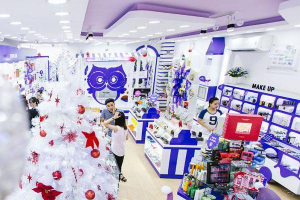 Nuty Cosmetics là hệ thống cửa hàng kinh doanh mỹ phẩmở tp Hồ Chí Minh