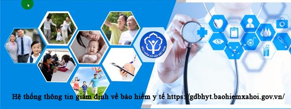 Dữ liệu về bảo hiểm y tế được kết nối điện tử