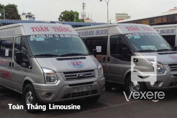 Toàn Thắng chuyên cung cấp xe Limousine đi Vũng Tàu chất lượng.