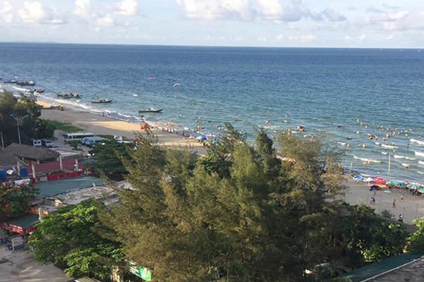 Biển Hải Hòa - Thanh Hóa
