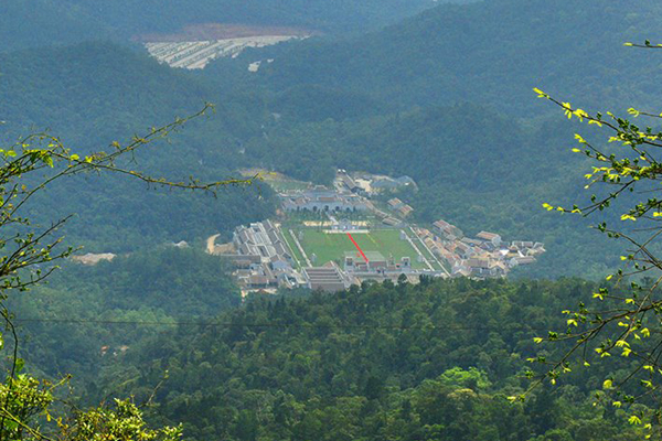 Không gian Yên Tử linh thiêng giữa núi rừng Quảng Ninh