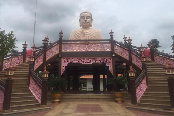 Ngôitượng Đức Phật Thích Ca