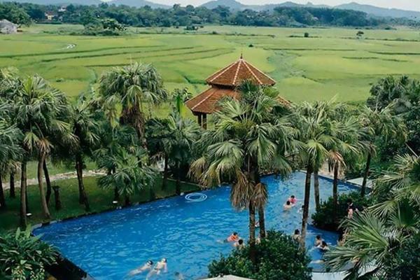Cho Thuê Xe ĐiFamily Resort Ba Vì