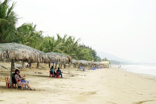Biển Hải Tiến - Thanh Hóa