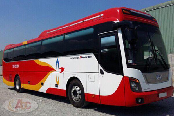 Xe Hyundai Universe 45 chỗ