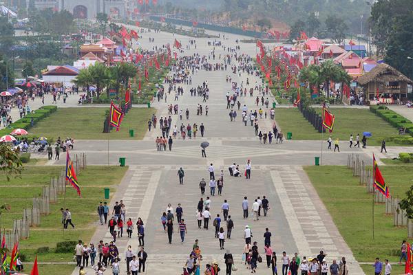 Phú Thọ là vùng Đất tổ cội nguồn của Việt Nam