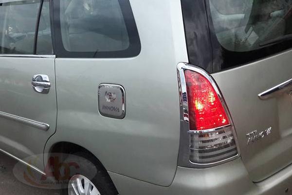 Hình ảnh đèn sau xe