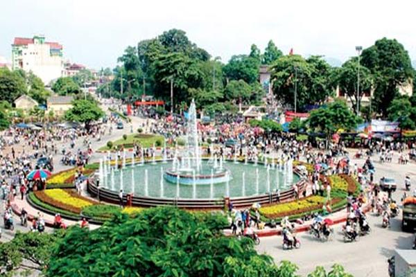 Thái Nguyênlà một trung tâm kinh tế - xã hội của khu vực Đông Bắc Việt Nam