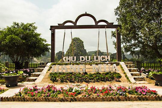 """Hang Múa nơi được xem là """"Vạn Lý Trường Thành"""" của Việt Nam"""
