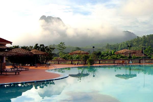 Cho Thuê Xe Đi V Resort Kim Bôi