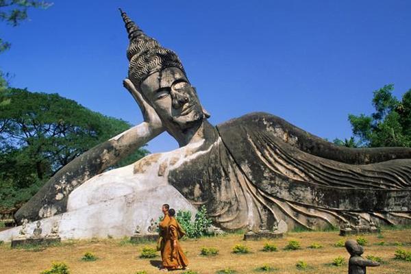 Vườn tượng Phật