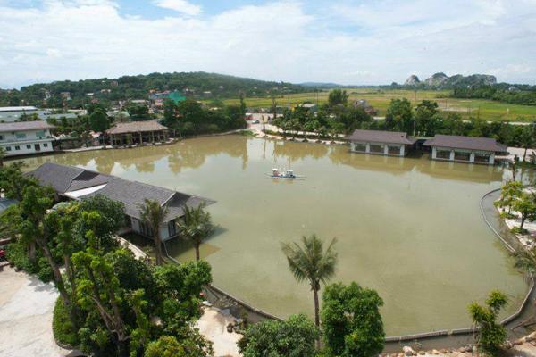 Cho Thuê Xe Đi Van Minh Resort