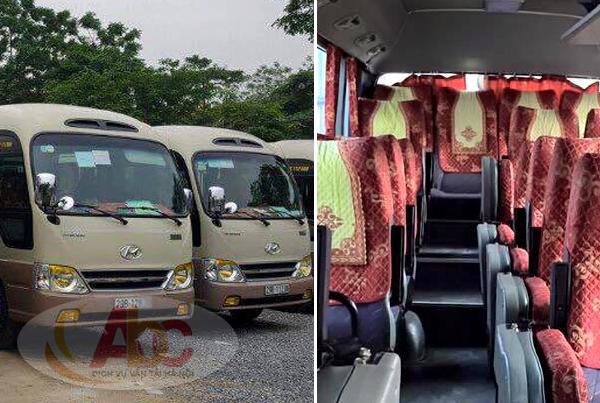 Công ty chuyên cho thuê xe đi du lịch Vĩnh Phúc giá rẻ tại Hà Nội