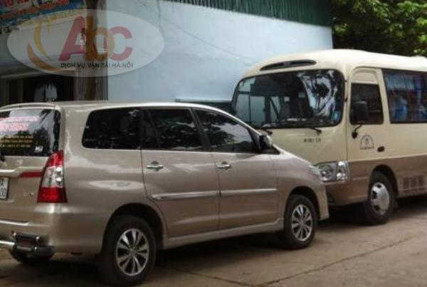 Dịch vụ cho  thuê xe đi Vĩnh Phúc từ Hà Nội