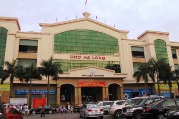 Chợ Hạ Long