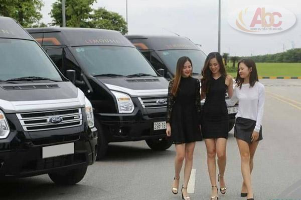 Chuyên cho thuê xe ô tô 16 chỗ có lái giá rẻ tại Hà Nội