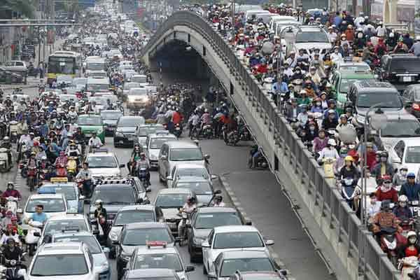 Những lưu ý khi thuê xe 16 chỗ ở Hà Nội: