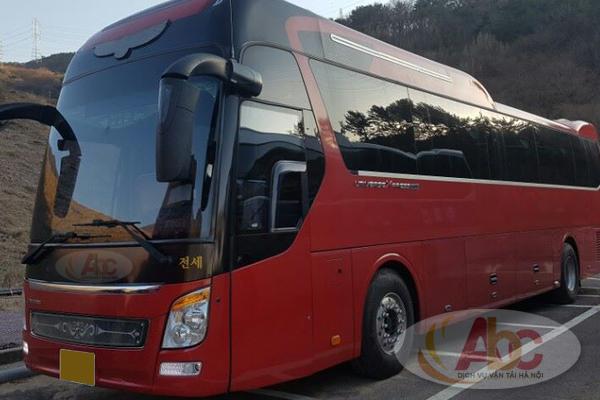 XeUniverse45 chỗ nhập khẩu Hàn Quốc