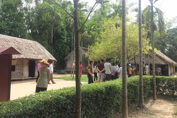 Làng sen quê chủ tịch Hồ Chí Minh