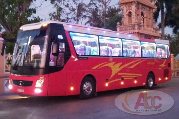 Chuyên cho thuê xe 45 chỗ đi Ninh Bình giá rẻ tại Hà Nội