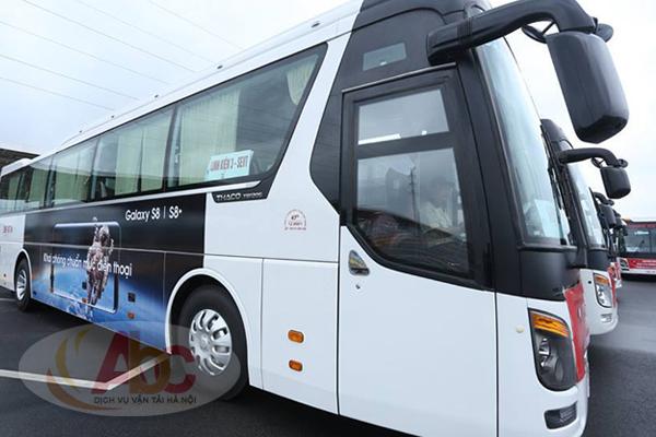 Công ty chuyên cho thuê xe 45 chỗ đi Phú Thọ giá rẻ tại Hà Nội
