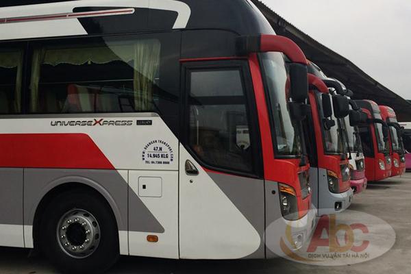 Công ty chuyên cho thuê xe 45 chỗ đi Hải Phòng giá rẻ tại Hà Nội